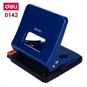 DELI 0143  2-HOLE PUNCH