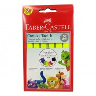 FABER CASTELL 187011 TACK IT 50GSM