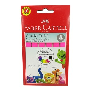 FABER CASTELL  187013 TACK IT 50GSM