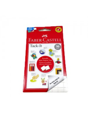 FABER CASTELL 187054-50 TACK IT(90pcs)