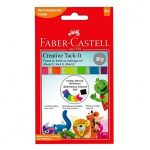 FABER CASTELL 187085 TACK IT 50GSM