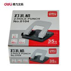 DELI 0104 2-HOLE PUNCH