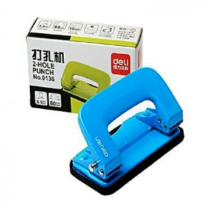 DELI 0136  2-HOLE PUNCH