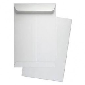 UNI  WHITE ENVELOPE 10S