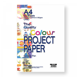 CPD-80 COLOUR PROJECT PAPER