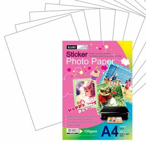 SKIP-S150G A4 STICKER PHOTO PAPER 150G