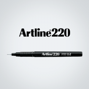 ARTLINE 220 SIGN PEN