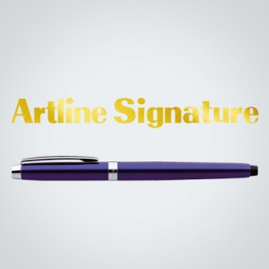 ARTLINE 4400 SIGNATURE ROLLER PEN