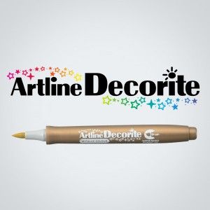 ARTLINE DECORITE MARKER-BRUSH