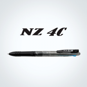 ZEBRA NZ-4C B4AZ13 BALL PEN